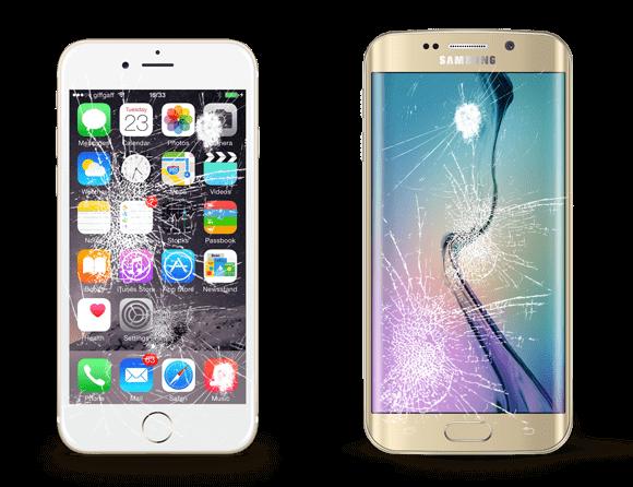 samsung-iphone-praskle-sklo-vymena-displeje-oprava